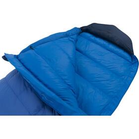 Sea to Summit Trek TkI Sacos de dormir Normal Ancho, bright blue/denim